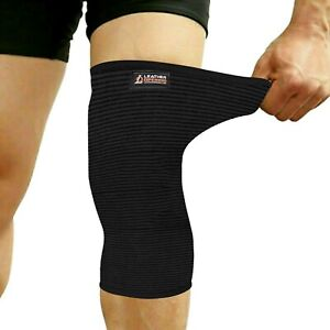 KNEE SUPPORT COMPRESSION SLEEVE 2 COPPER BRACE PATELLA ARTHRITIS PAIN RELIEF GYM