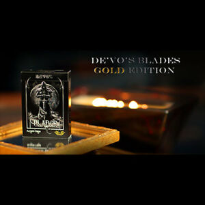 "BRAND NEW CARDS - BLADES ""Gold Edition"" Deck by Handlordz"