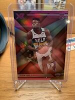 2019-20 Panini Chronicles Pink XR Zion Williamson - Pelicans Rookie SP