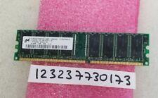 512MB DDR400 DDR1 400 PC3200 PC 3200 PC RAM 184PIN NON-ECC SINGLE RANK 1RX8 64X8