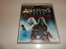 PlayStation 3 PS 3 Assassin 's Creed-Revelations