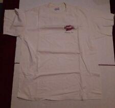 Vintage Baby Dolls gentlemens club white mens XL tee shirt vintage yellowed