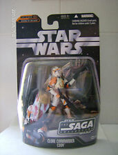 Star Wars TSC The Saga Collection 024 Clone Commander Cody Battle of Utapau MISB
