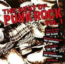 Best of Punk Rock 1 - Audio CD By Various Artists - VERY GOOD