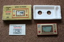BOXED NINTENDO GAME AND WATCH OCTOPUS OC-22 1981 VERY GOOD CONDITION