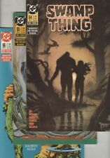 Swamp Thing #64, #65 and #66 VF
