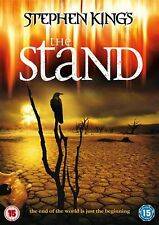 The Stand Stephen Kings Gary Sinise, Molly Ringwald, Jamey Sheridan NEW R2 DVD