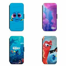 Finding Dory Wallet Flip Case Cover All iPhone & Samsung