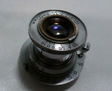 Industar-10 Russian collapsible 3.5/50mm lens of FED Leica M39 mount camera 2376