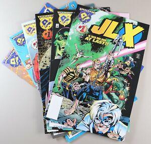 L770 - Amalgam Comics Lot - 6 Issues - Happy to Combine Shipping
