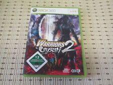 Warriors Orochi 2 per XBOX 360 xbox360 * OVP *