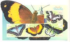 Australia-Butterflies min sheet-New York opt-2016-insects-mnh