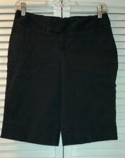 Mossimo Supply Co. Stretch Women's Blk Shorts, size 2