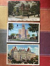 19 Albany, New York Postcards