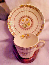 Spode Copeland BUTTERCUP Demitasse Cup & Saucer Made in England Earthenware