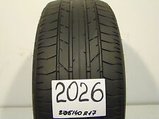 1 x Sommerreifen Bridgestone Potenza RE040   205/40 ZR17 80W, 4,5mm