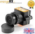 EACHINE 1000TVL 1/3 CCD 110 Deg 2.8mm 5v 20V FPV Camera Cam NTSC PAL orangeRX uk