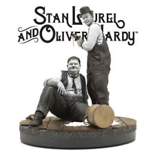 STAN LAUREL & OLIVER HARDY Stanlio e Ollio - Another Nice Mess Polystone Statue