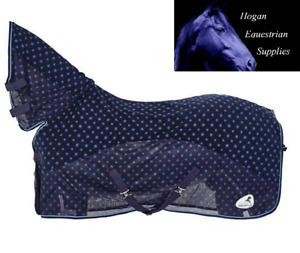 Masta Cooler Breathable Star Fleece & Mesh Rug Horse For Exercise & Travelling