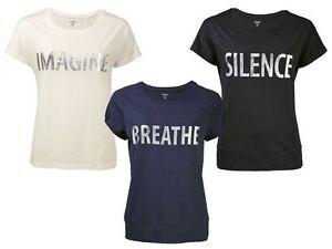 Damen Fitness Tank Top Yoga Shirt T-Shirt Wellness
