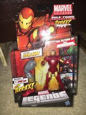 Marvel Legends (Terrax Build-A-Figure) Extremis Iron Man NIB