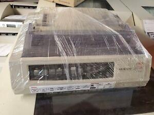 Oki MICROLINE 320 Turbo Mono Dot Matrix Printer  parralel serial