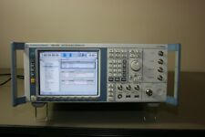 Rohde Schwarz SMU200A Signal Generator, LTE and GPS, Calibrated & Warranty