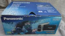 PANASONIC SDR-SW20 CAMCORDER 680 KP OPTICAL ZOOM  BOXED HARDLY USED V.G.C.