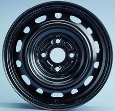 Cerchio in ferro KRONPRINZ STEEL STAAL Black 6j 14 4x100 et45 54.1