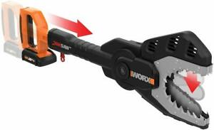 WORX 20V JawSaw, Cordless Chainsaw, Battery & Charger Sold Separately