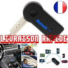 Bluetooth AUX Audio 3.5 MM Jack Musique Récepteur Voiture Sans Fil Mains Libre