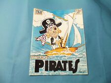 1960 Pittsburgh Pirate Yearbook