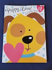 new PUPPY LOVE - DOG coloring books FOR YOUNGER KIDS COLORING BOOK