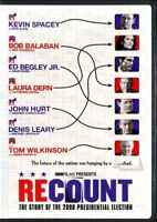 Recount (DVD, 2008) Kevin Spacey WORLD SHIP AVAIL