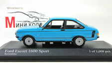 Scale car 1:43, FORD ESCORT 1600 SPORT - 1975 - LIGHT BLUE