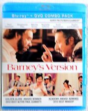 Barney's Version Blu-Ray Movie