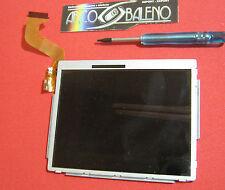 Display Lcd Monitor Per NINTENDO DSi XL SUPERIORE + GIRAVITE T3 3PUNTE Y Nuovo