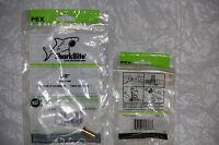 2 - SharkBite 3/8 in. Pex Plug or End Stop (2 packages of 1 each) UC512