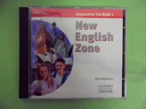 NOLASCO*NEW ENGLISH ZONE. CDROM N° 1 - OXFORD