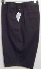 Womens Shorts Size 22W  Charter Club Woman  Katherine Fit Black New with Tags