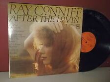 """Ray Conniff """"After the lovin"""" rain on"""" LP VG+ MEXICO CBS/CLS5537"""