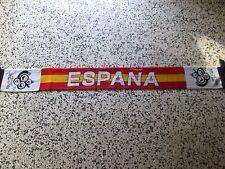 sciarpa SPAGNA world cup germany 2006 football federation scarf spain 06