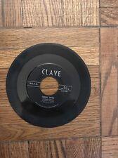 """VERY RARE! RAMON VELOZ Y SUS GUITARRAS 1950s Cuban 45 rpm Private Label """"CLAVE"""""""