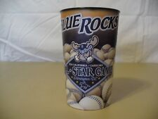 Wilmington Blue Rocks 2014 All-Star Game Collectors Cup  - 32 Ounces - NICE