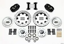 1970-1978 Camaro,Firebird Wilwood Dynalite Front Big Brake Kit,Drilled Rotors