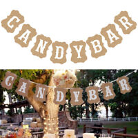 Birthday Banner Foil Balloon Bunting Letters Number Decor Baby Shower Kids Party