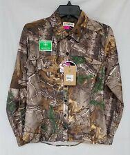 New Women's Magellan Eagle Pass Delux Long Sleeve Camo Shirt Realtree Xtra