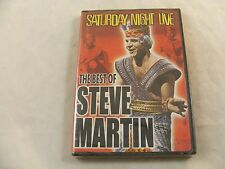 Saturday Night Live - The Best of Steve Martin - New and Sealed !