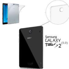 Custodia Samsung Galaxy Tab S2 (8.0) Cover Trasparente Morbida Silicone TPU