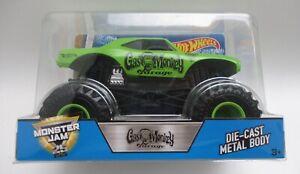 1:24 Hot Wheels Monster Jam - Gas Monkey Garage 2017 (DWN87)